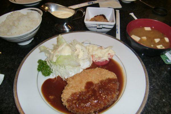 日本料理「Fuji Restaurant」プーケットタウンパトンビーチ